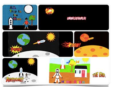 Digital Comic Strip